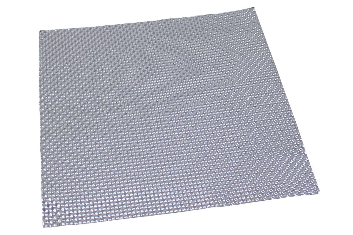 Osłona termiczna wytłaczana z aluminium Turboworks 0.2mm x 100 cm x 120 cm - GRUBYGARAGE - Sklep Tuningowy